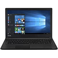Toshiba PS571E-09402QGR 39,62 cm (15,60 Zoll) R50-C-16V Notebook (Intel Core i3, 8GB RAM, Win 10) schwarz