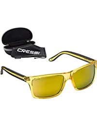 bd0313cd7bbb4 Cressi Rio - Premium Sport Sunglasses Polarized Lens 100 Percent UV  Protection