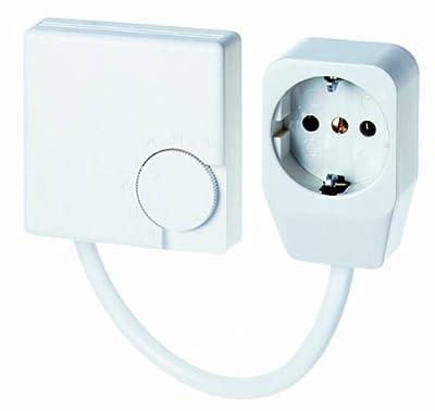 EBERLE 101910151102 Eberle RTR - E 3311 Steckerthermostat ohne thermische Rückführung von Eberle bei Lampenhans.de