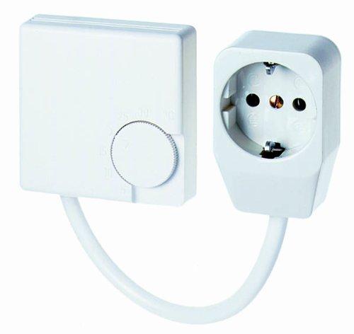 Eberle 101910151102 RTR E 3311 - Enchufe con termostato sin retroalimentación