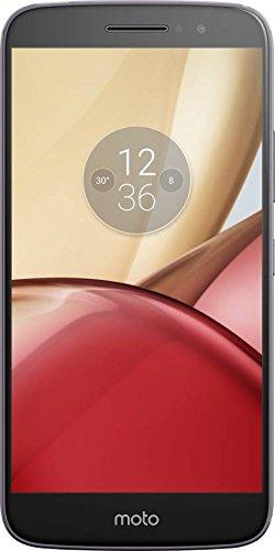 Motorola Moto M (Gray, 64 GB, 4 GB RAM)