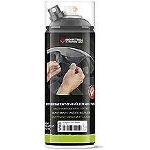 Montana Colors EX014V0122 Spray Vinilo, Negro Metalizado, 400 ml