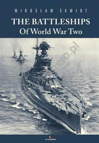 Battleships of World War II. Vol 1 (Hard Cover Series) por Miroslaw Skwiot