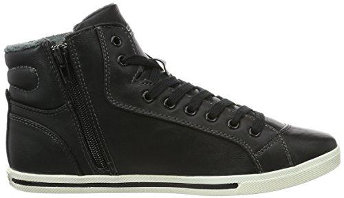 Dockers by Gerli 27CH323-620340 Damen Sneakers Schwarz (schwarz 100)