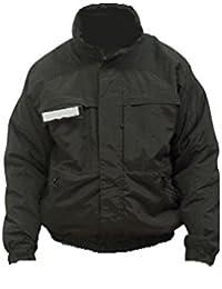 Veste blouson noir sécurité SWAT