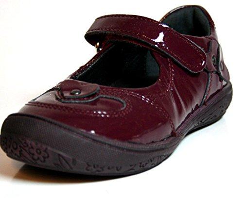 Richter Kinderschuhe 0210 221 Mädchen Ballerinas Violett (port 7400)