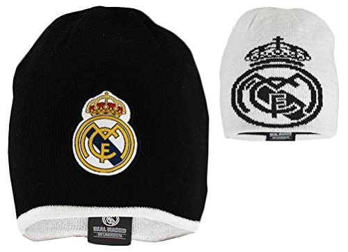 GORRO REAL MADRID REVERSIBLE ADULTOS