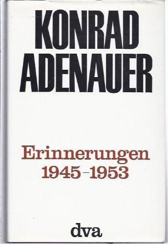 Erinnerungen 1945-1953