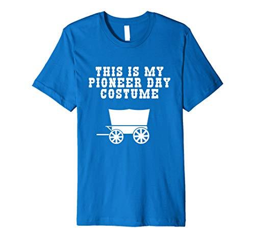 This Is My Pioneer Day Kostüm Tshirt für Utah Pioneer Tag