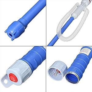 Pergrate Eléctrico Bomba de Agua Líquido Impresión Gas Aceite Seguro Sifón de Pilas Herramienta