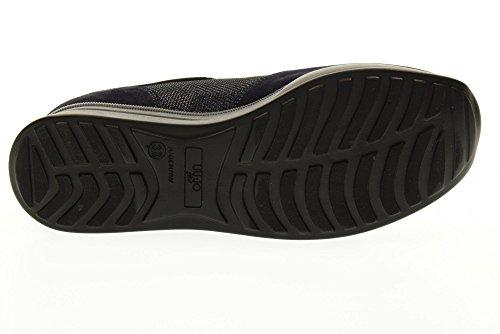 LIU-JO GIRL Scarpe Donna Sneakers Zeppa B23296A Blu