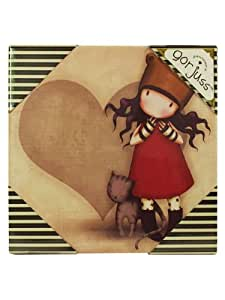 Santoro-Gorjuss-Cadeau Parfait Love Toile murale