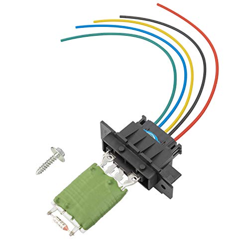 YAOPEI 77364061 Heizungsmotor Gebläsewiderstand + Kabelbaum