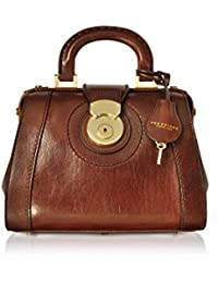 ca34ed4538 The Bridge Borsa A Mano Donna 0430180114 Pelle Marrone