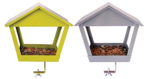 Preisvergleich Produktbild Esschert Design Balkon Futterhaus sortiert,  20 x 23 x 20 cm,  BL010