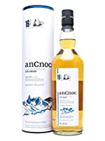 anCnoc 16 Year Old Single Malt Scotch Whisky 70cl Bottle from anCnoc