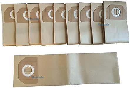 20 Staubsaugerbeutel geeignet für Kärcher K 2501 10