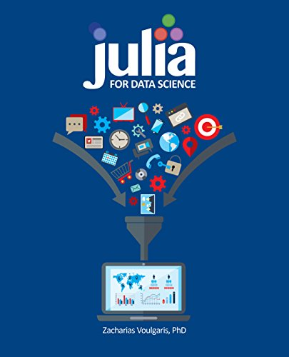 Julia for Data Science (English Edition) por Zacharias Voulgaris