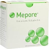 Preisvergleich für MEPORE Wundverband 4 cmx5 m unsteril 1 St Pflaster