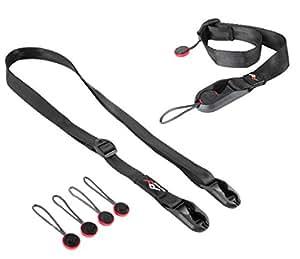 Peak Design Leash and Cuff Bundle - cinghia e strap per DSLR, videocamera o fotocamera compatta sistema