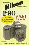 Nikon F90/N90: F90X/N90s Supplement: Nikon F90/N90 SD (Hove User's Guide)