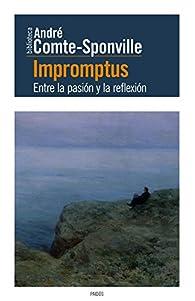Impromptus par André Comte-Sponville