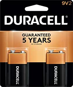 Duracell Mn1604b2 Plus Power 9 V 2 Pack Elektronik