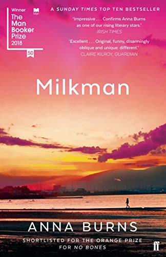 Milkman: Premio National Book Critics Circle de ficción 2018