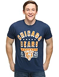 Junk Food Chicago Bears Kickoff Crew T-Shirt