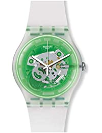 Uhren Swatch New Gent SUOK131 GREENMAZING