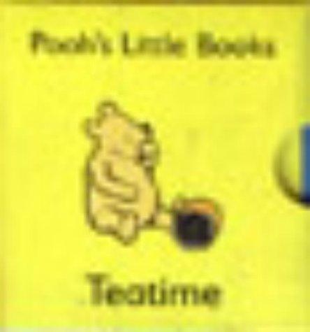Pooh's little books : teatime