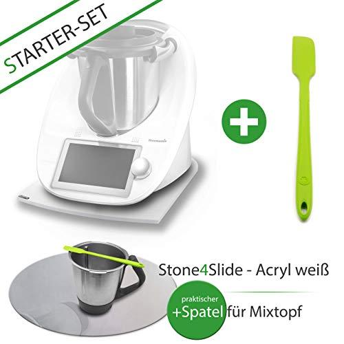 Stone 4slide Starter Set: Thermomix Deslizante Tabla