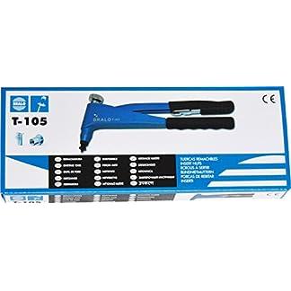 Bralo TR-105 Remachadora Manual para Tuercas, Azul
