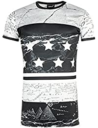 Cabaneli - Tee Shirt Homme