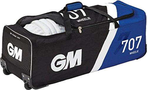 Gunn & Moore GUNN & MOORE 707Cricket Sports Equipment Storage Reisetasche Team Kit Wheelie Bag