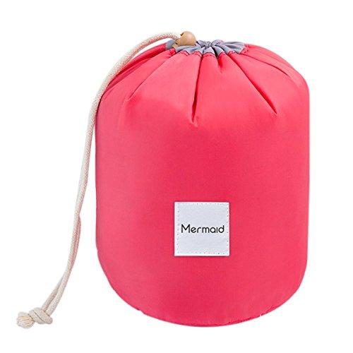 Mermaid Viaje de múltiples funciones portable Bolsas de aseo con el l