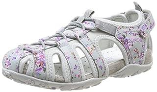 C Sintético Geox Roxanne Jr De Sandal Material Vestir Sandalias n08ONwXkP