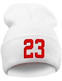 Invierno Beanie sombrero 23hombres de las mujeres de gran tamaño sombreros Baggy Cap cálido Caps Bad Hair Day YOLO Cap