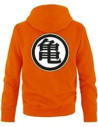 Dragonball Trikot für Herren - SON GOKU, VEGETA, SON GOHAN & VIELE MEHR - Als T-Shirt, Tank-Top, Hoodie oder als Collegejacke in div. Farben u. Größen