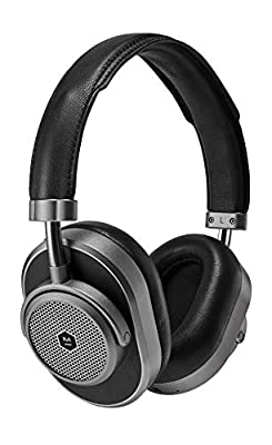Master and Dynamic MW65 Active Noise-Cancelling (ANC) Wireless Headphones Premium Bluetooth Over-Ear Headphones