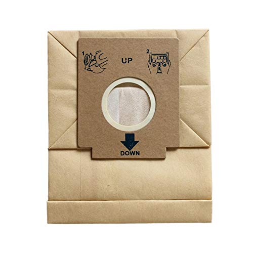 Soft-bag-staubsauger (Appearande 00037 Household Vacuum Cleaner Accessories Vacuum Cleaner Dust Paper Bag)