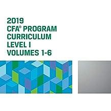 2019 CFA Level 1 Curriculum (Volume 1 to 6)