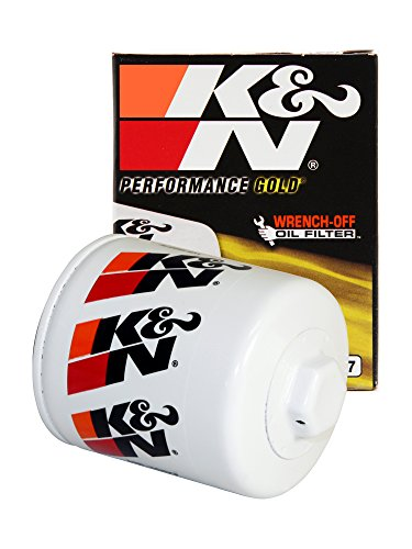 Preisvergleich Produktbild K&N HP-1017 Oil Filter
