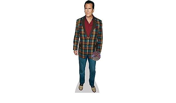 Celebrity Cutouts Bruce Darnell Pappaufsteller lebensgross
