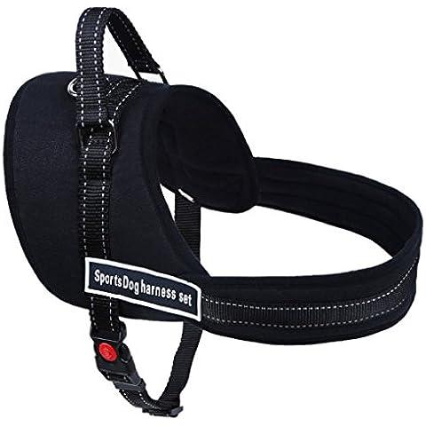 Vollter Pet di controllo del cablaggio del cucciolo del cane Cat Walk collare Cinghia di sicurezza Guinzaglio Vest