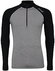 Zoot Herren Shirt Langarm Ocean Side 1/2 Zip