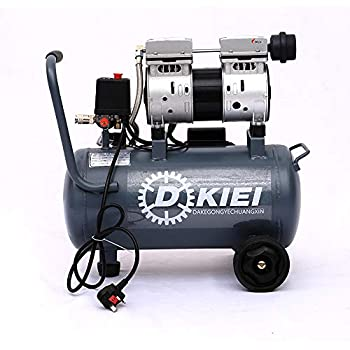 ORAZIO Ⓡ 241184 Low Noise Silent Oiless Air Compressor 65DB 220V