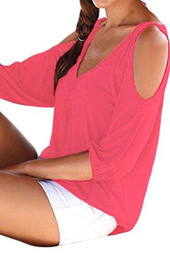 Chase Secret - T-shirt de sport - Femme Rose - Rosy
