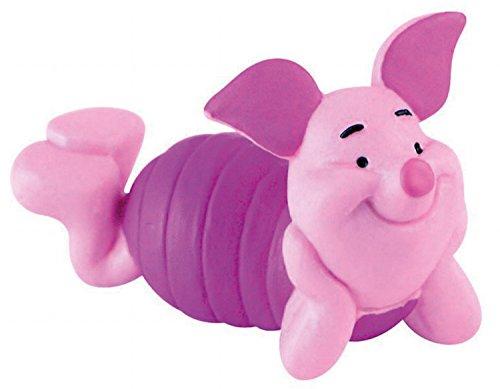 Bullyland 12344 - Spielfigur - Walt Disney Winnie Puuh - Ferkel, ca. 5,5 (Ferkel Disney)