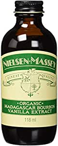 Nielsen-Massey Pure Vanilla Extract 118Ml (Organic)